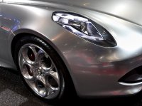 Alfa Romeo показала во Франкфурте новый вариант купе 4С